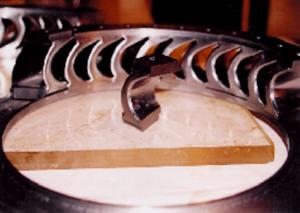 Nickle Based Turbine Wheel Manufacturing