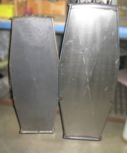 Titanium Blanks Close Up