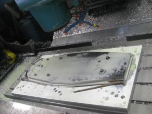 Titanium Blanks Machining